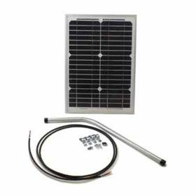 Apollo Gate Operators: Solar, 10W Swpf & Brkt