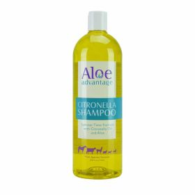 Aloe Advantage: Citronella Shampoo 1-Liter 6/Cs