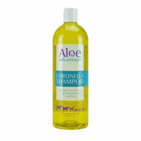 Aloe Advantage: Citronella Shampoo 1-Liter 6/Cs