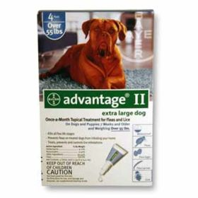 Advantage: Advantage Dog Ii 4X 56-100lb