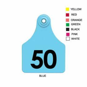 Allflex: Lg. Fem/Sm Male Black 26-50