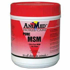 Animed: Msm Pure Powder 16 Oz. 12/Cs
