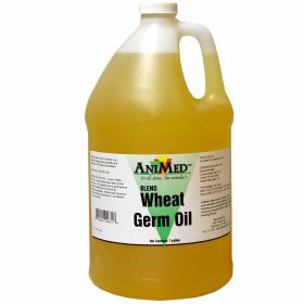 Animed: Wheat Germ Oil Blend Gal. 4/Cs