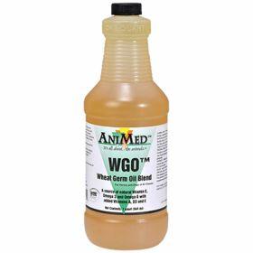 Animed: Wheat Germ Oil Blend Qt. 6/Cs
