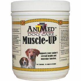 Animed: Muscle-Up Pwdr Dog/Cat 16Oz 12/C