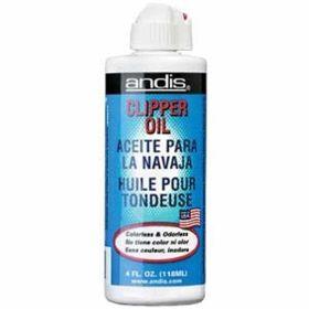 Andis: Oil 4 Oz. Bottle 48/Cs