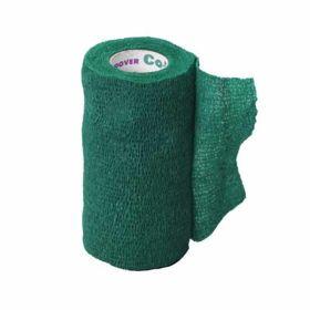 """Andover Healthcare: Co-Flex (4"""") Green 18/Cs"""