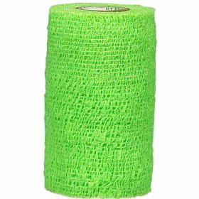 """Andover Healthcare: Co-Flex (4"""") Neon Green 18/Cs"""