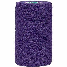 "Andover Healthcare: Co-Flex (4"") Purple 18/Cs"