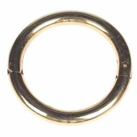 "Agri-Pro: Bull Ring 3"" X 5/16"" Brass"