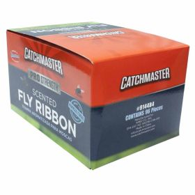 Catchmaster: Fly Ribbon 96Ct Disp