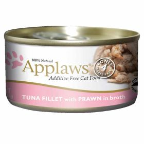 Tuna with Prawn 24/2.47oz Cans