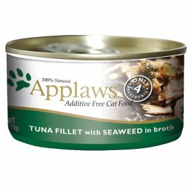 Tuna with Seaweed 24/2.47oz Cans