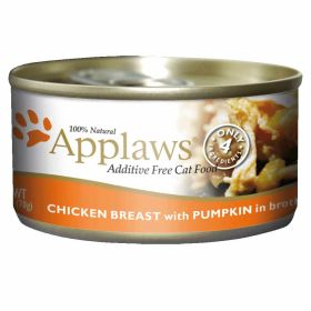Chicken with Pumpkin 24/2.47oz Cans