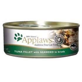Tuna with Seaweed 24/5.5oz Cans