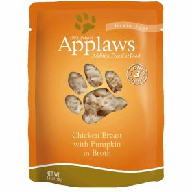 Chicken with Pumpkin 12/2.47oz Pouches