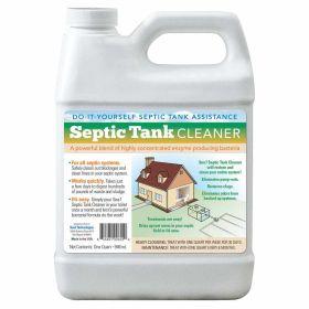 Septic Tank Cleaner Qt 4/cs