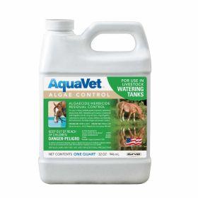 Aqua Vet: Stock Tank Algaecide Qt. 4/Cs