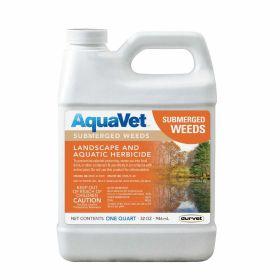 Aqua Vet: Submerged Weeds Qt. 4/Cs