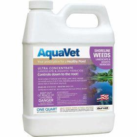 Aqua Vet: Shoreline Weeds Qt. 4/Cs