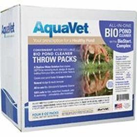 Aqua Vet: Bio Ws Throw 4Pk  4/Cs