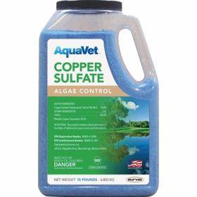 Aqua Vet: Copper Sulfate Granular 15lb 2/Cs