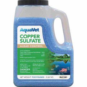 Aqua Vet: Copper Sulfate Granular 5lb 6/Cs