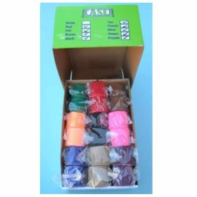 "WRAP-IT-UP (4""X5YD) ASSORTED(CASE OF 18)"