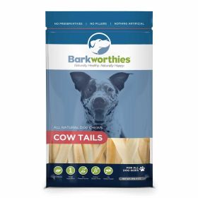 Barkworthies: Cow Tails 6oz 6/Cs