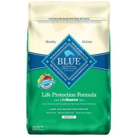 Life Protection Formula All Breeds Adult Lamb and Brown Rice Recipe  15 lb.
