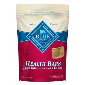 Health Bars All Breeds All Life Stages Baked with Bacon, Egg & Cheese  16 oz.