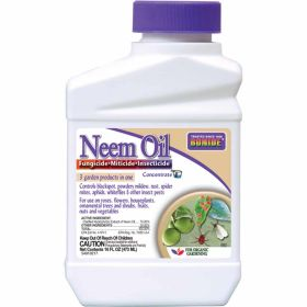 Bonide  Inc.: Neem Oil Conc. Pt. 12/Cs