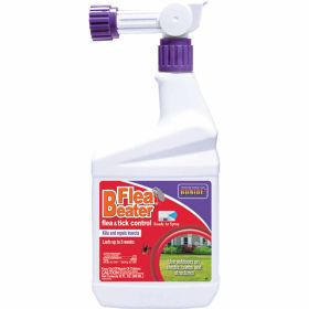 Fb Flea & Tick  Yard Spray Rts Qt 12/Cs