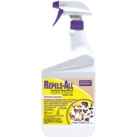 Bonide  Inc.: Repels-All Animal Repel Rtu Qt. 12/Cs