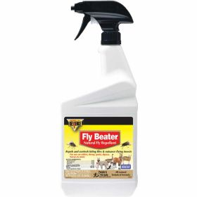 Fly Beater Natural Fly Spray RTU QT 12/c