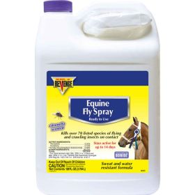 REVENGE EQUINE FLY SPRAY RTU GAL. 4/CS