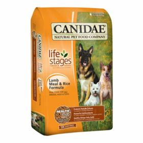 Canidae: Canidae Lamb & Rice 15lb