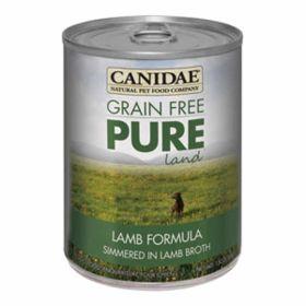 Canidae: Canidae G/F Pureland Lamb 12/13 Oz Can