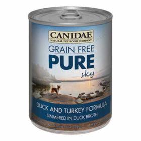 Canidae: Canidae G/F Puresky Duck/Turkey 12/13 Oz
