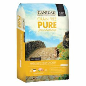Canidae: Canidae Pure Foundations/Puppy 9/4lb