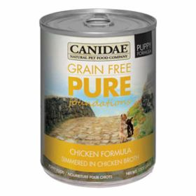 Canidae: Canidae Pure Foundations Puppy 12/13 Oz
