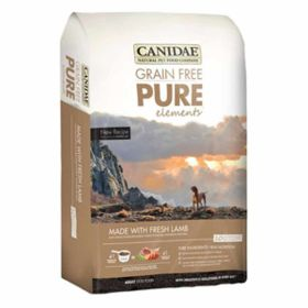 Canidae: Pureelements  For Dogs 12lb