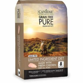 CANIDAE CAT pureELEMENTS 5# 6/CASE