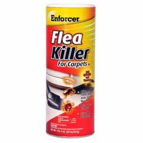 Enforcer: Flea Killer/Carpet Island Rain