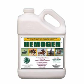 Hemogen Solution Gal. 4/cs