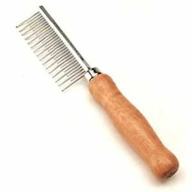 "Coastal Pet: Comb - Shedding ""Longhaired"""