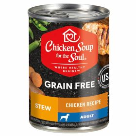 13oz CSS GF Chicken Stew Dog Food