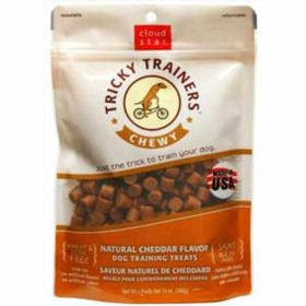 Cloud Star: Chewy Tricky Trainer Liver 6/14oz