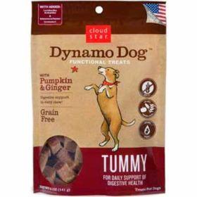 Dynamo Tummy Pumpkin & Ginger 5oz