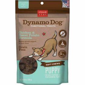 Dynamo Soft Treat Puppy Chicken 6/14oz
